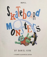 Cover of: Skateboard monsters