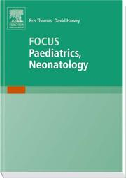 Cover of: Paediatrics and Neonatology In Focus