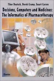 Cover of: Decisions, Computers and Medicines