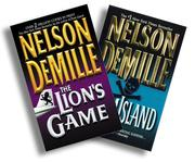 Cover of: Nelson DeMille Classics Three-Book Set [The Lion's Game, Plum Island, The Charm School]