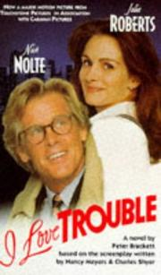Cover of: I Love Trouble