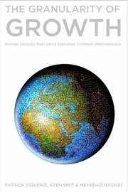 Cover of: The Granularity of Growth