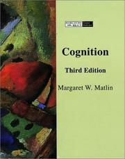 Cover of: Cv Cognition