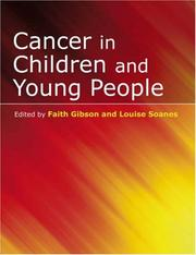 Cover of: Cancer in Children and Young People (Wiley Series in Nursing)