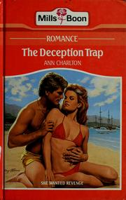 Cover of: The Deception Trap