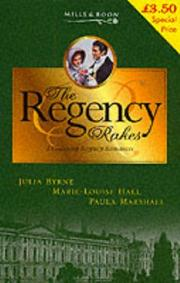 Cover of: The Regency Rakes (Collection)