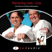 Cover of: Marketing Judo Live (Red Audio)