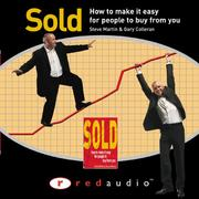 Cover of: Sold!