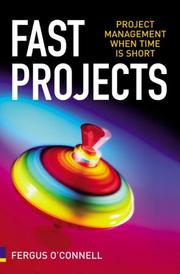 Cover of: Fast Projects