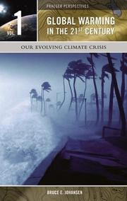 Cover of: Global Warming in the 21st Century [Three Volumes] (Praeger Perspectives)