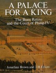 Cover of: A Palace for a King