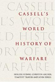 Cover of: Cassell's World History of Warfare