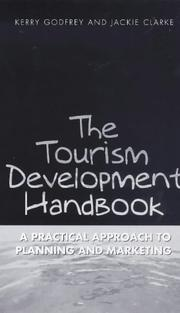 Cover of: The Tourism Development Handbook