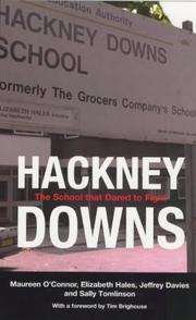 Cover of: Hackney Downs