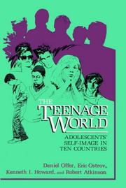 Cover of: The Teenage World