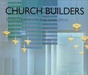Cover of: Church Builders