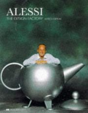 Cover of: Alessi