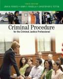 Cover of: Criminal Procedure for the Criminal Justice Professional