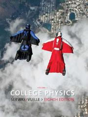 Cover of: College Physics, Volume 1