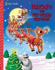 Cover of: Rudolph (Rudolph the Red-Nosed Reindeer)