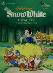 Cover of: Walt Disney's Snow White Finds a Home