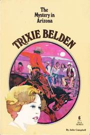 Cover of: Trixie Belden and the Mystery in Arizona