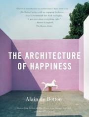 Cover of: The Architecture of Happiness (Vintage)