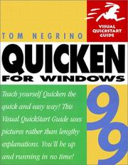 Cover of: Quicken 99 for windows