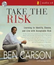 Cover of: Take the Risk
