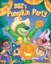 Cover of: Boz's Pumpkin Party