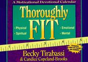 Cover of: Thoroughly Fit-Devotional Calendar