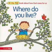 Cover of: Where Do You Live?