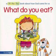 Cover of: What Do You Eat?