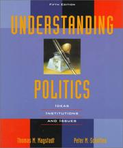 Cover of: Understanding Politics