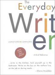 Cover of: The Everyday Writer