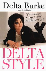 Cover of: Delta Style