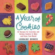 Cover of: A year of cookies
