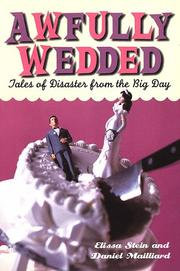 Cover of: Awfully Wedded