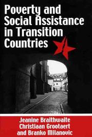 Cover of: Poverty and Social Assistance in Transition Countries