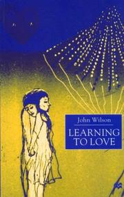 Cover of: Learning To Love