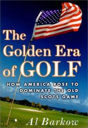 Cover of: The Golden Era of Golf