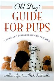 Cover of: Old Dog's Guide for Pups