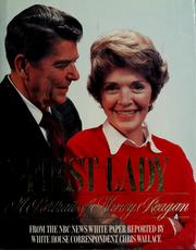 Cover of: First Lady