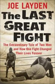 Cover of: The last great fight