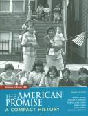 Cover of: American Promise Compact 3e V2 & Reading the American Past 3e V2