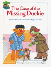 Cover of: The case of the missing duckie