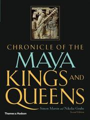 Cover of: Chronicle of the Maya Kings and Queens, Second Edition (Chronicles)