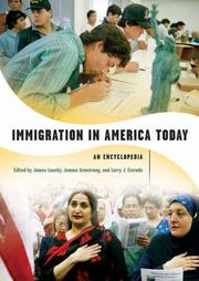 Cover of: Immigration in America today