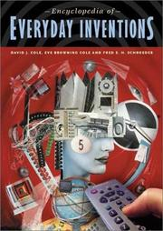 Cover of: The Encyclopedia of Everyday Inventions: