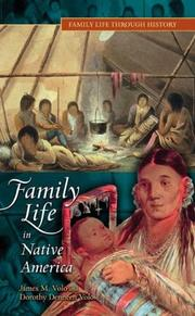Cover of: Family life in Native America